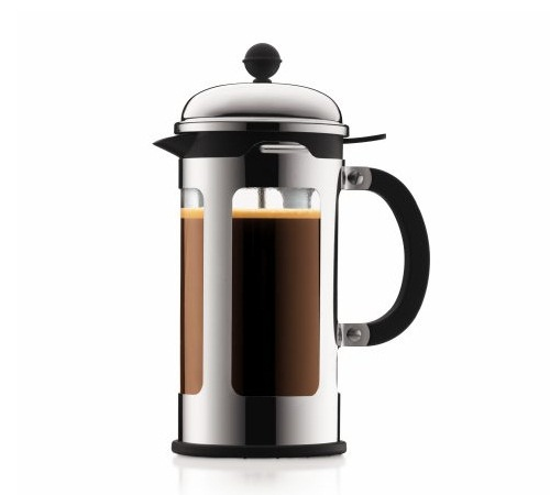 Cafeti re piston bodum new chambord 1 l french press - Cafetiere a piston avis ...