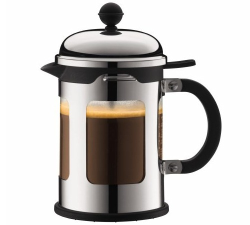 cafeti re piston bodum new chambord 50 cl french press. Black Bedroom Furniture Sets. Home Design Ideas