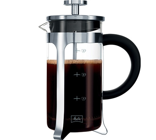 Cafeti re piston melitta inox micro ondable 3 tasses - Cafetiere a piston avis ...