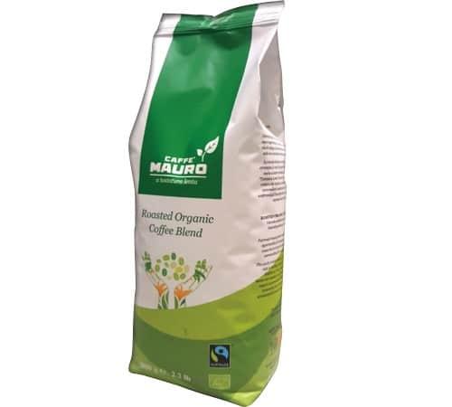 Café en grains Caffe Mauro 100% arabica bio