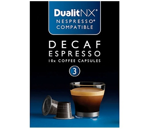 Beautiful point de collecte nespresso 10 capsule nx dualit decaf - Recyclage capsules nespresso points de collecte ...