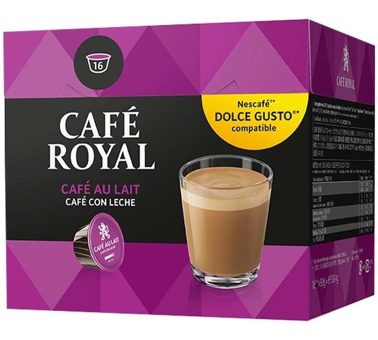 48 Capsules compatibles Dolce Gusto LAIT