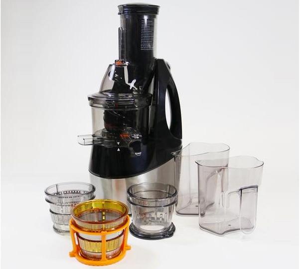 Vitesse Slow Juicer Review : Extracteur de jus Caso SJW 450 Slow Juicer Inox