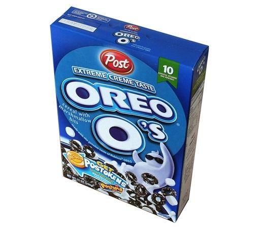 Céréales Oreo