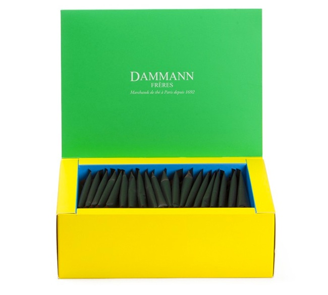 coffret th parfums de saison 20 sachets dammann fr res. Black Bedroom Furniture Sets. Home Design Ideas