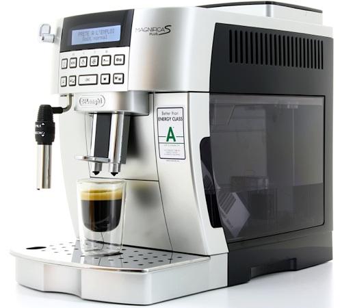 Delonghi magnifica s ecam cadeaux - Machine a cafe delonghi ...