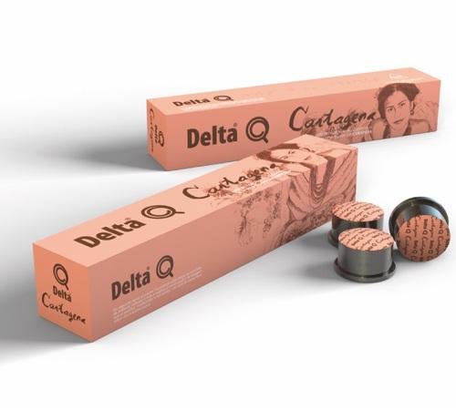 Cafe Delta Q Capsules