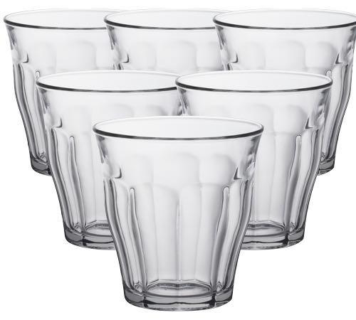 6 verres caf duralex picardie 16cl - Verre picardie duralex ...