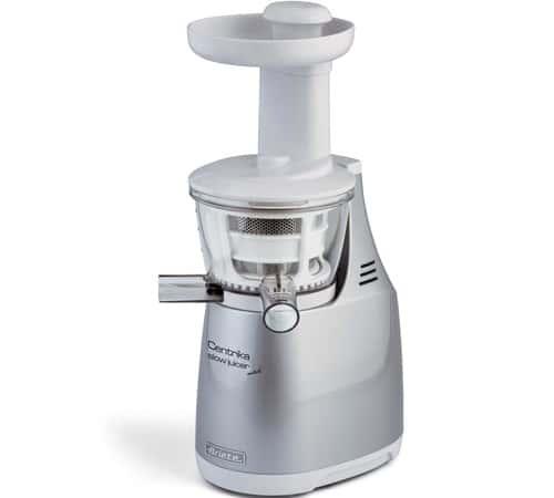 Vitesse Slow Juicer Review : Extracteur de jus Ariete Centrika Slow Juicer mEtal 168