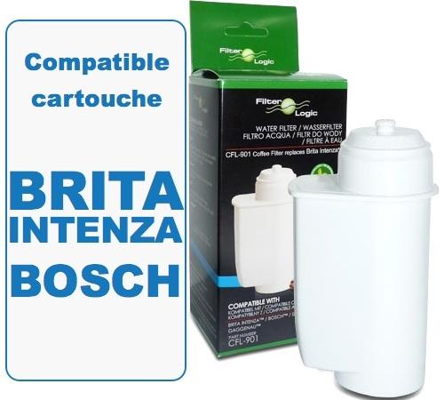 cartouche filter logic compatible bosch brita intenza. Black Bedroom Furniture Sets. Home Design Ideas