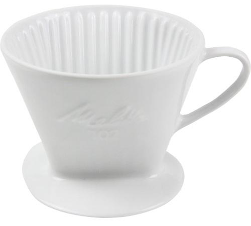 filtre melitta en porcelaine pour mug. Black Bedroom Furniture Sets. Home Design Ideas