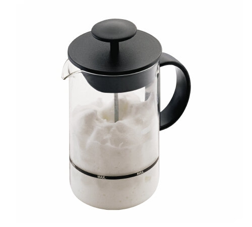 mousseur lait manuel latteo de bodum. Black Bedroom Furniture Sets. Home Design Ideas
