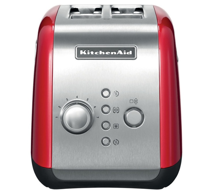 Kitchenaid 5KMT221EER ROUGE Empire Grille pain | Boulanger
