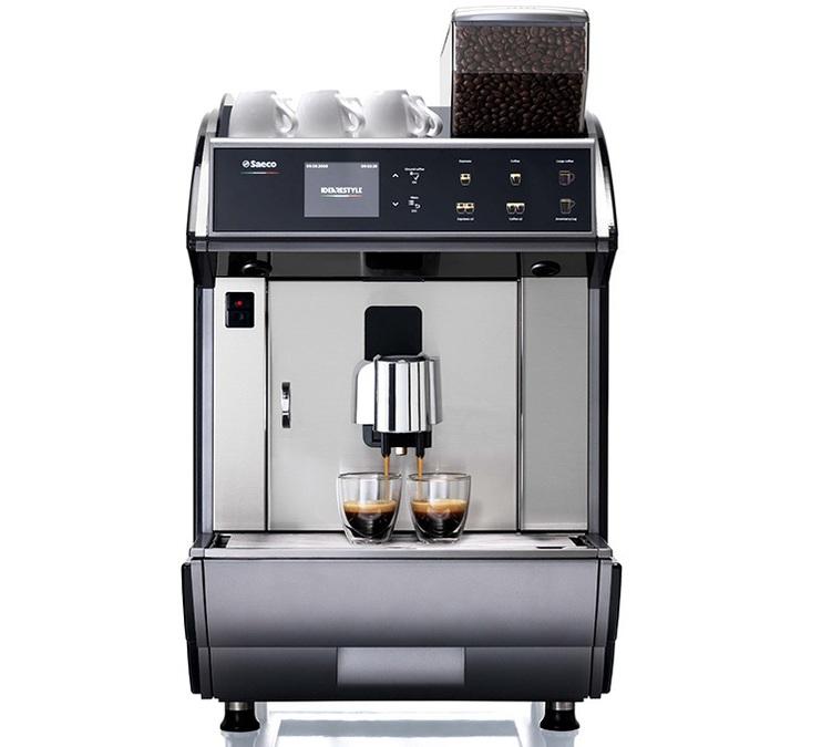 Saeco idea restyle machine expresso broyeur professionnelle - Machine a cafe expresso professionnelle ...