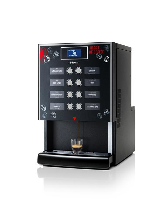 saeco iperautomatica avec monnayeur machine caf bureaux. Black Bedroom Furniture Sets. Home Design Ideas