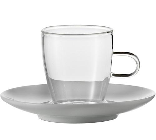 Tasse A Cafe Nespresso En Verre
