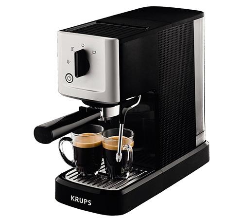 Machine expresso krups calvi xp344010 offre cadeaux - Marque machine expresso ...