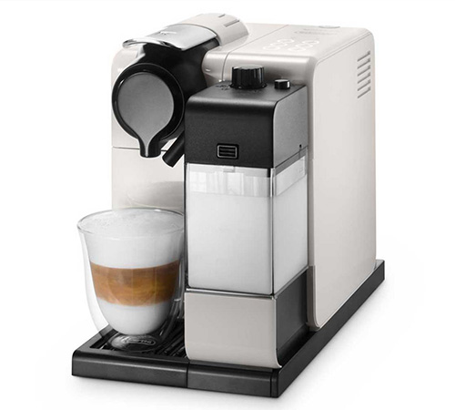 lattissima touch blanc en550 w machine nespresso delonghi. Black Bedroom Furniture Sets. Home Design Ideas
