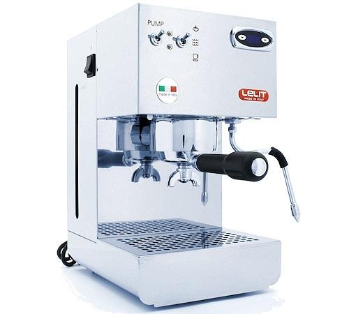Machine expresso manuelle pl41 plus t avec pid lelit - Marque machine expresso ...