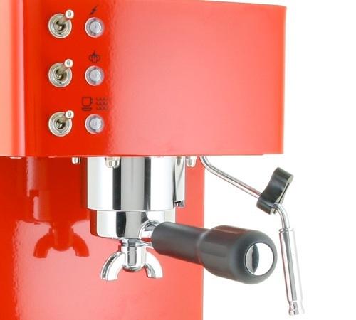 machine expresso pl41red rouge lelit exclusivit. Black Bedroom Furniture Sets. Home Design Ideas
