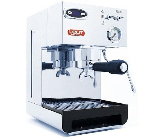 Machine expresso pl41tem avec kit pid lelit - Marque machine expresso ...