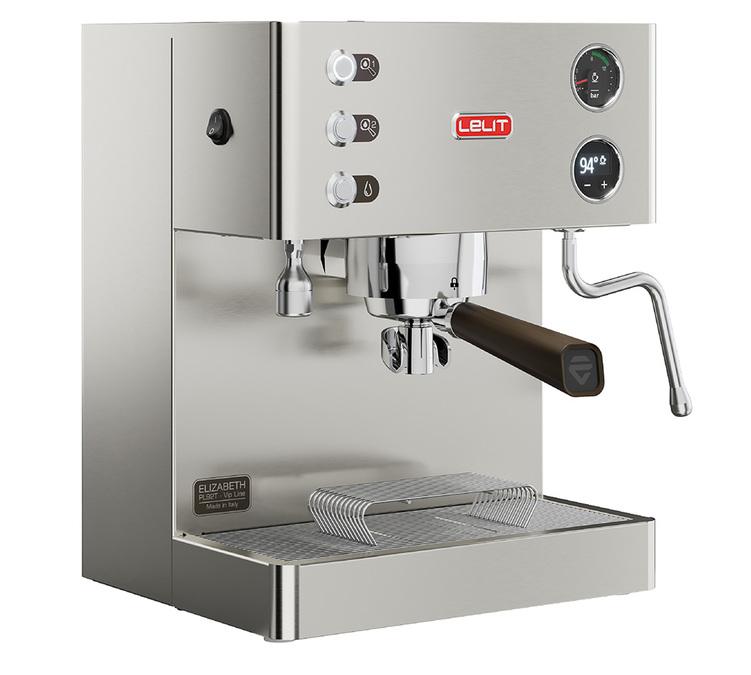 Lelit Elizabeth PL92T machine expresso