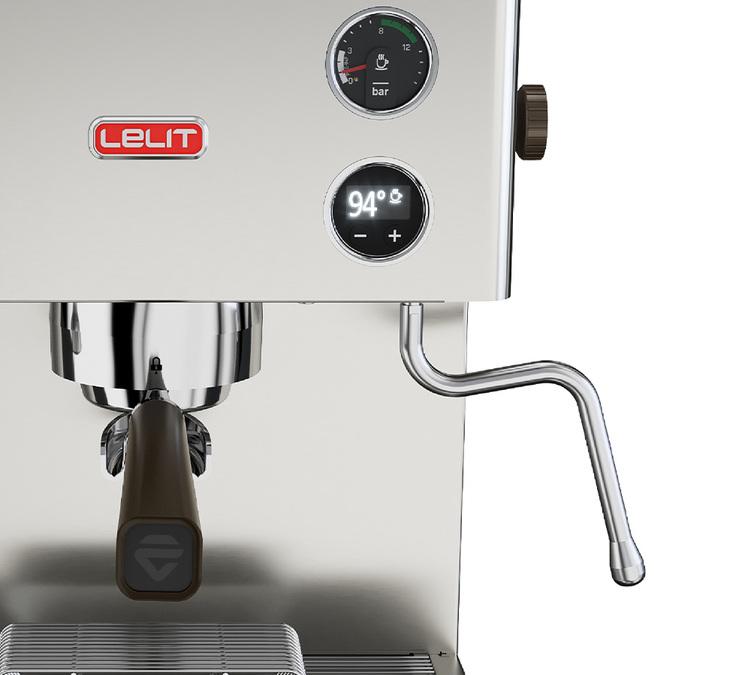 Machine expresso LELIT PL92T composant haut de gamme