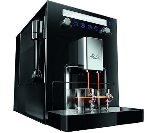 melitta caffeo lounge noire. Black Bedroom Furniture Sets. Home Design Ideas