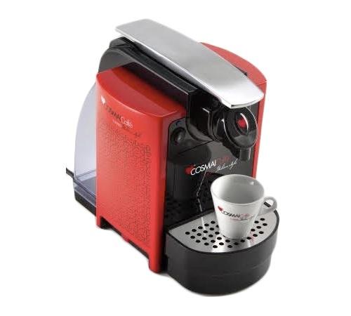 Machine capsules style rouge cosma pour nespresso compatibles - Point collecte capsule nespresso ...