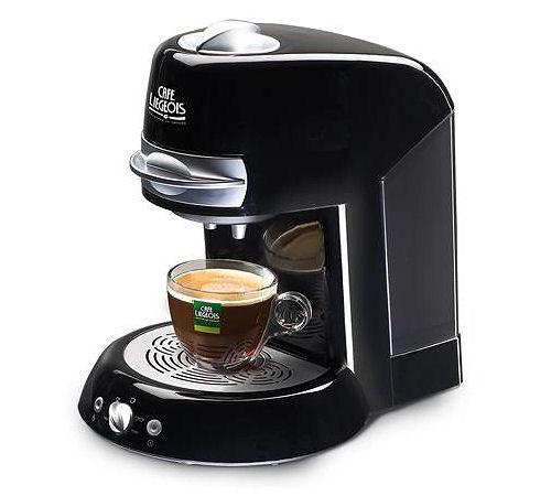 machine à dosettes souples welcome pack - café liegeois