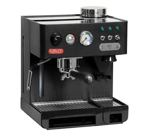 lelit pl042len machine expresso haut de gamme petit prix avec moulin caf. Black Bedroom Furniture Sets. Home Design Ideas