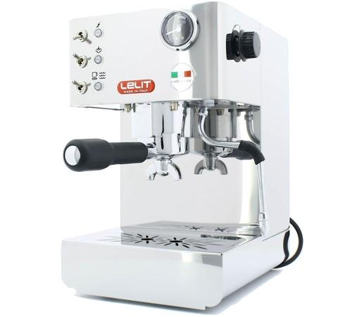 Machine expresso manuelle pl41lem lelit - Marque machine expresso ...