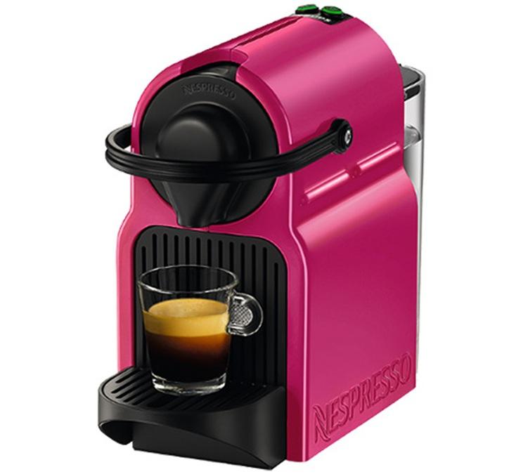 how to use nespresso machine inissia