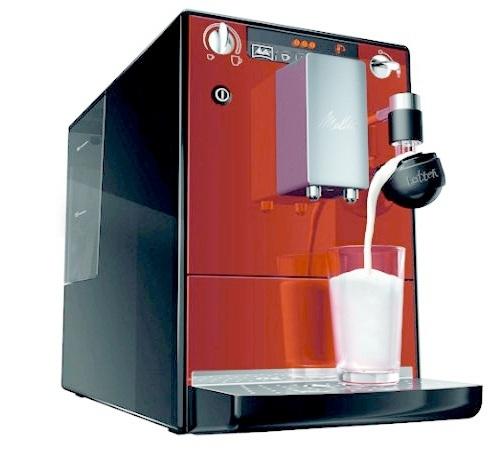 melitta caffeo lattea e 955 102 rouge maxipack. Black Bedroom Furniture Sets. Home Design Ideas