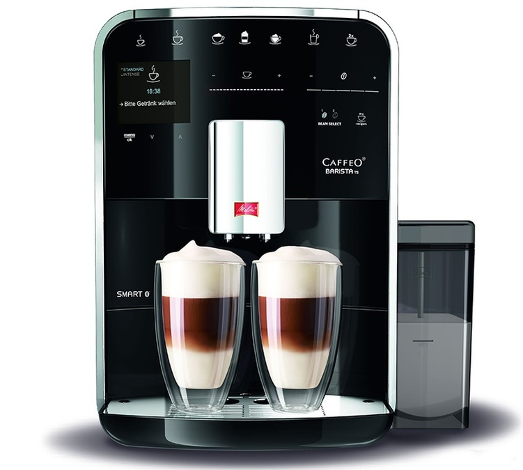 melitta barista ts smart noire f850 102 garantie 3ans. Black Bedroom Furniture Sets. Home Design Ideas