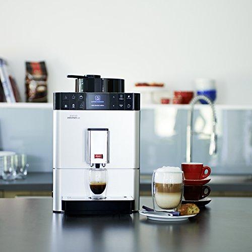 melitta caffeo varianza csp argent garantie 3 ans exclusive. Black Bedroom Furniture Sets. Home Design Ideas