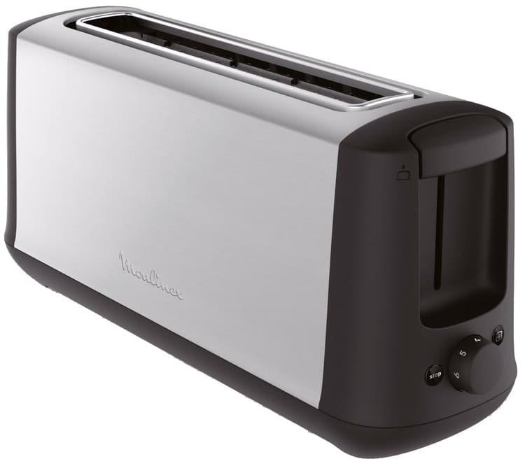 grille pain moulinex subito select ls340811 inox. Black Bedroom Furniture Sets. Home Design Ideas