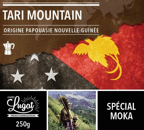 250g caf moulu pour cafetiere moka papouasie lugat - Quel cafe pour cafetiere italienne ...