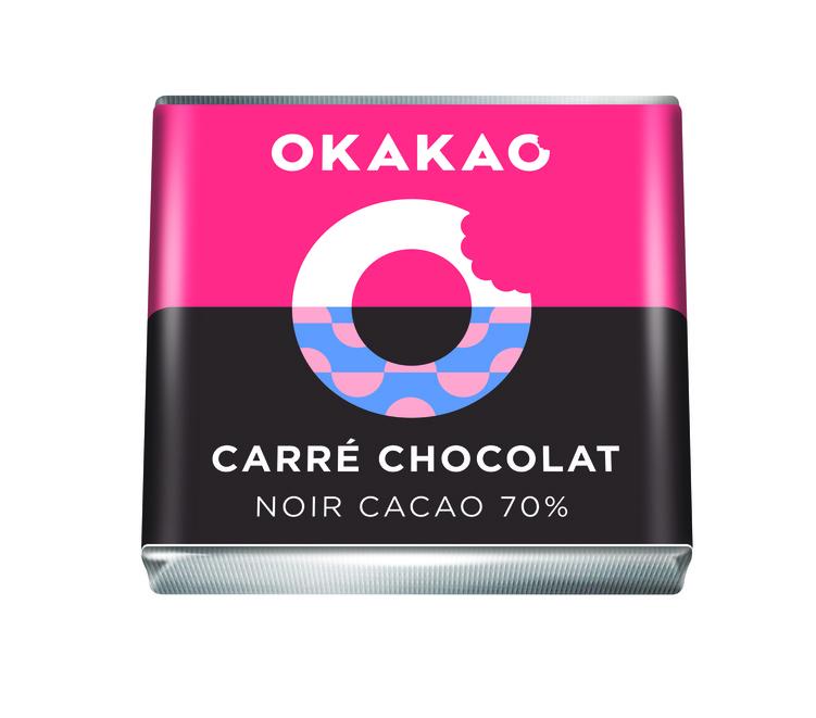 90 napolitains au chocolat okakao