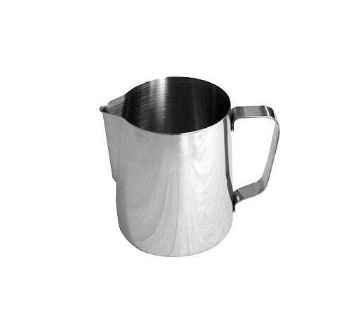 Pichet lait inox 60 cl en acier inoxydable for Casserole inox ou acier inoxydable