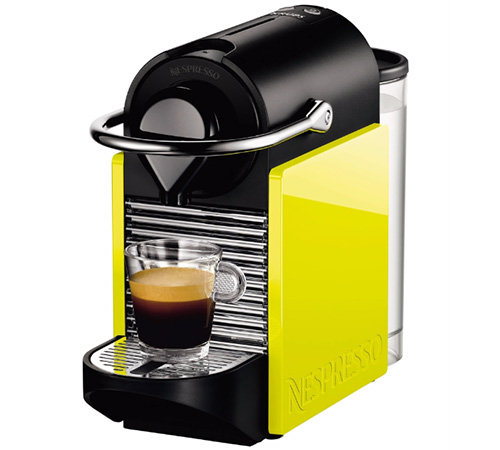 pixie clip noir jaune yy1206fd machine nespresso krups. Black Bedroom Furniture Sets. Home Design Ideas