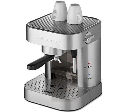 Machine expresso riviera et bar ce340a inox - Marque machine expresso ...