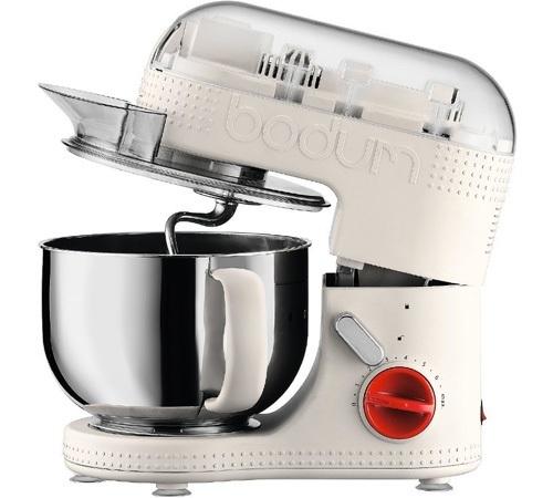robot de cuisine lectrique bodum bistro 11381 913 blanc cr me 4 7l. Black Bedroom Furniture Sets. Home Design Ideas