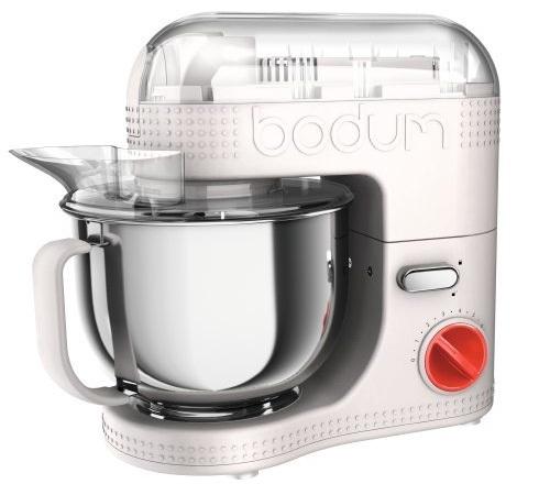 Robot de cuisine lectrique bodum bistro 11381 913 blanc - Robot electrique cuisine ...
