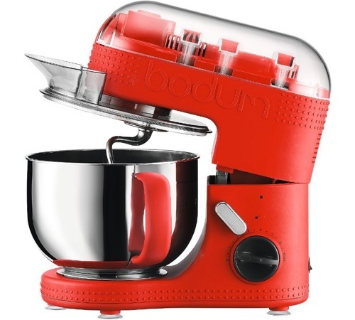 Robot de cuisine lectrique bodum bistro 11381 294 rouge - Robot electrique cuisine ...