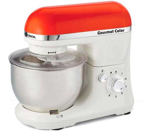 Robot p tissier ariete gourmet color orange