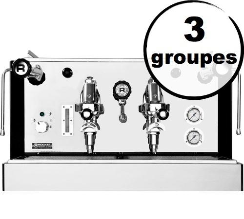 machine espresso pro rocket espresso re s 3 groupes. Black Bedroom Furniture Sets. Home Design Ideas