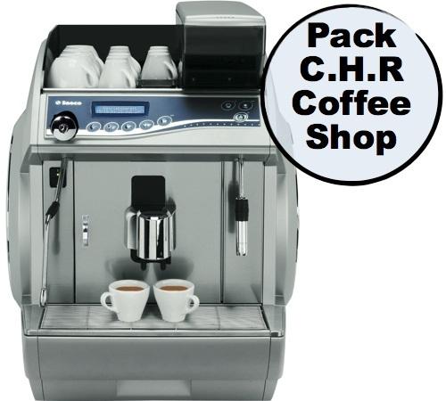Machine à café Pro Saeco Idea De Luxe Pack CHR Coffee Shop