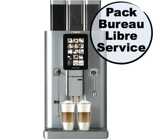 machine caf pro saeco nextage master top pack bureau libre service. Black Bedroom Furniture Sets. Home Design Ideas