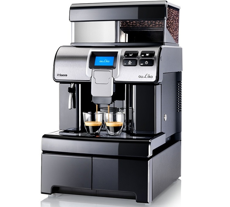 machine caf automatique saeco aulika office. Black Bedroom Furniture Sets. Home Design Ideas
